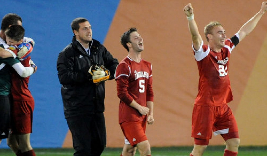 Indiana defeats Creighton in College Cup